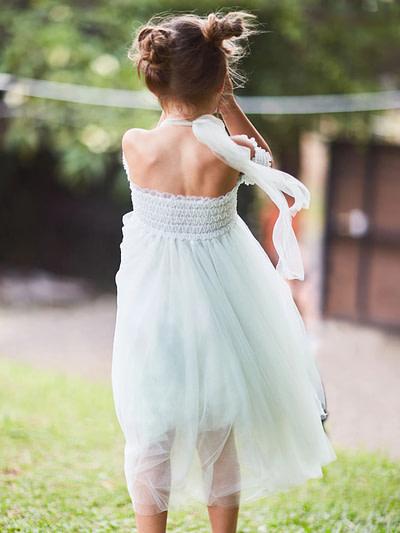 tyrkysové tutu šaty