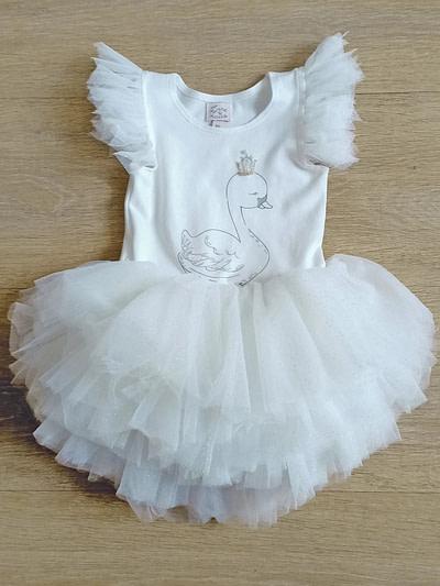 tutu šaty pre bábätká