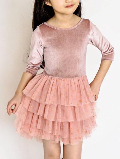 tutu šaty ružové s motýlými krídlami