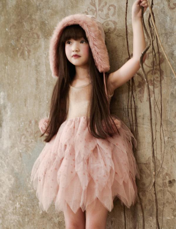 tutu šaty ružové
