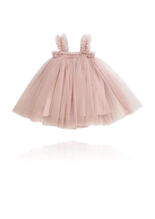 Tutu šaty ružové Beach Ballerina