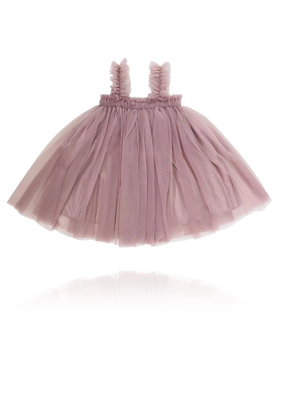 tutu šaty Beach Ballerina fialové